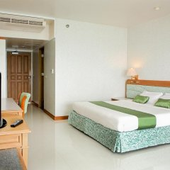 Отель Pattaya Park Beach Resort комната для гостей фото 3