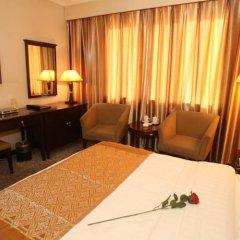 Отель Beijing Ping An Fu Hotel Китай, Пекин - отзывы, цены и фото номеров - забронировать отель Beijing Ping An Fu Hotel онлайн комната для гостей фото 4