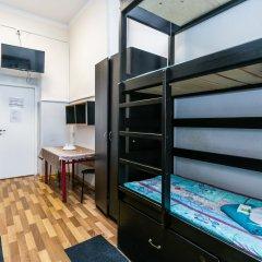 Хостел Хогвардс Кровать в женском общем номере с двухъярусной кроватью фото 5