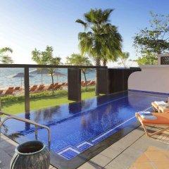 Отель Anantara The Palm Dubai Resort 5* Вилла с различными типами кроватей фото 7