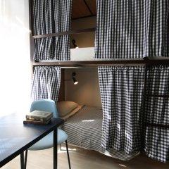 Хостел Артист на Казанском Кровать в общем номере с двухъярусной кроватью фото 2
