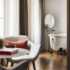 Gran Hotel Inglés 5* Номер Делюкс с двуспальной кроватью фото 2