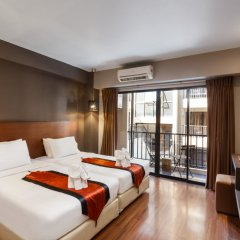 Отель The Cottage Suvarnabhumi 3* Улучшенный номер