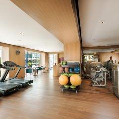 Отель Conrad Centennial Singapore фитнесс-зал фото 2