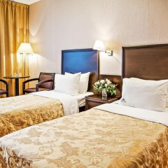 Гостиница Измайлово Бета 3* Номер Бизнес с различными типами кроватей фото 2