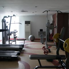 Onkel Resort Hotel - All Inclusive фитнесс-зал