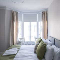 Brighton Marina House Hotel - B&B Кемптаун комната для гостей фото 4