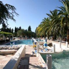 Отель Mediteran Wellness & Spa Congress Center бассейн