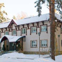 Былина Отель вид на фасад фото 3