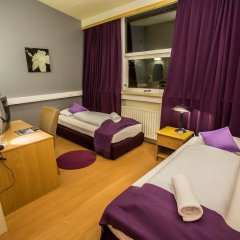 Отель The Capital-Inn Стандартный номер с различными типами кроватей фото 13