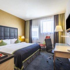 Гостиница Crowne Plaza Санкт-Петербург Аэропорт 4* Номер Клубный делюкс с различными типами кроватей