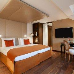 Hotel Vier Jahreszeiten Kempinski München 5* Представительский номер Делюкс с различными типами кроватей фото 2