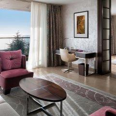 Гостиница Swissôtel Resort Sochi Kamelia 5* Люкс Signature с различными типами кроватей фото 5