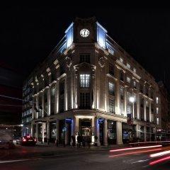 Отель The Trafalgar St. James London, Curio Collection by Hilton Великобритания, Лондон - отзывы, цены и фото номеров - забронировать отель The Trafalgar St. James London, Curio Collection by Hilton онлайн вид на фасад фото 2
