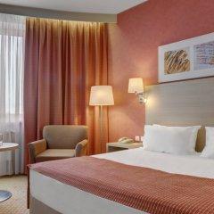 Гостиница Холидей Инн Москва Лесная 4* Представительский номер с двуспальной кроватью фото 2