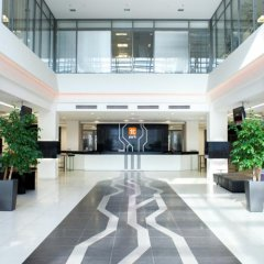 Гостиница IT Park интерьер отеля