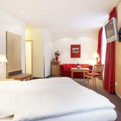 Hotel Victoria 4* Стандартный семейный номер с двуспальной кроватью фото 3