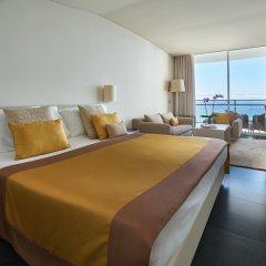 Отель Vidamar Resort Madeira - Half Board Only 5* Номер категории Премиум с различными типами кроватей
