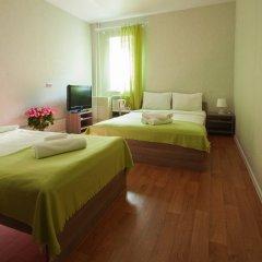 Гостиница Мегаполис Стандартный номер с различными типами кроватей фото 3