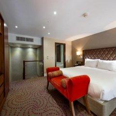 Отель Doubletree by Hilton London Marble Arch 4* Люкс-дуплекс с различными типами кроватей фото 2