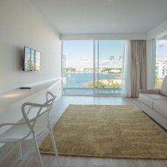 Els Pins Hotel 4* Люкс с различными типами кроватей фото 12