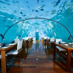 Отель Conrad Maldives Rangali Island питание