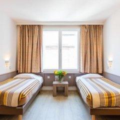 Europ Hotel 3* Стандартный номер с 2 отдельными кроватями