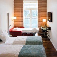 Отель Copenhagen Island 4* Улучшенный номер с различными типами кроватей фото 2