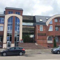 Гостиница Оснабрюк вид на фасад