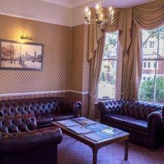 Отель LANGORF Лондон интерьер отеля
