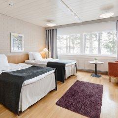 Hotel Rantapuisto 3* Стандартный номер с разными типами кроватей фото 5