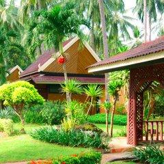 Отель Krabi Resort 4* Бунгало с различными типами кроватей