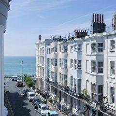 Brighton Marina House Hotel - B&B Кемптаун балкон