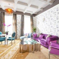 Aria Hotel Budapest 5* Люкс Opera с различными типами кроватей фото 3