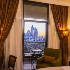 Mercure Dubai Barsha Heights Hotel Suites 4* Апартаменты с различными типами кроватей фото 2
