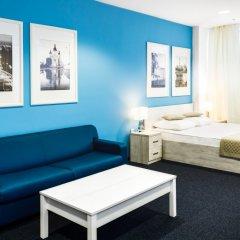 Отель Каскад Нижний Новгород комната для гостей фото 5