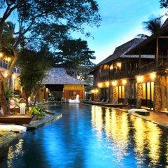 Отель Koh Tao Beach Club бассейн фото 4