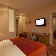 Amber Spa Boutique Hotel 4* Семейный номер разные типы кроватей