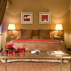 Отель Warwick Brussels 5* Номер Премиум делюкс с различными типами кроватей