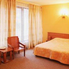 Гостиница Мелодия гор 3* Улучшенный номер разные типы кроватей фото 7