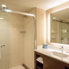 Отель Residence Inn by Marriott Seattle University District 3* Стандартный номер с различными типами кроватей фото 2