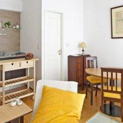 Апартаменты Quiet Studio City Center в номере