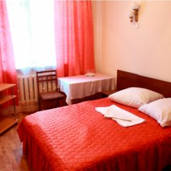 Гостиница Pravoberezhnaya в Ярославле отзывы, цены и фото номеров - забронировать гостиницу Pravoberezhnaya онлайн Ярославль комната для гостей фото 4