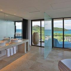 Отель W Costa Rica - Reserva Conchal 3* Люкс EWOW с различными типами кроватей фото 2