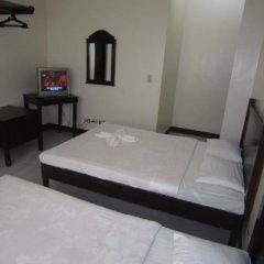Отель Boracay Travelodge Beach Resort Филиппины, остров Боракай - 1 отзыв об отеле, цены и фото номеров - забронировать отель Boracay Travelodge Beach Resort онлайн комната для гостей фото 2