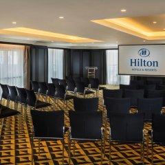 Отель Hilton Vienna Plaza Вена помещение для мероприятий фото 5