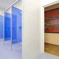 Хостел Аква Кровать в общем номере фото 26