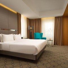 Гостиница DoubleTree by Hilton Kazan City Center 4* Люкс Премиум с различными типами кроватей