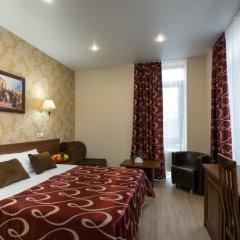Гостиница Суворов 3* Улучшенный номер разные типы кроватей фото 2