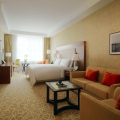 Гостиница Marriott Novy Arbat 5* Представительская студия фото 2